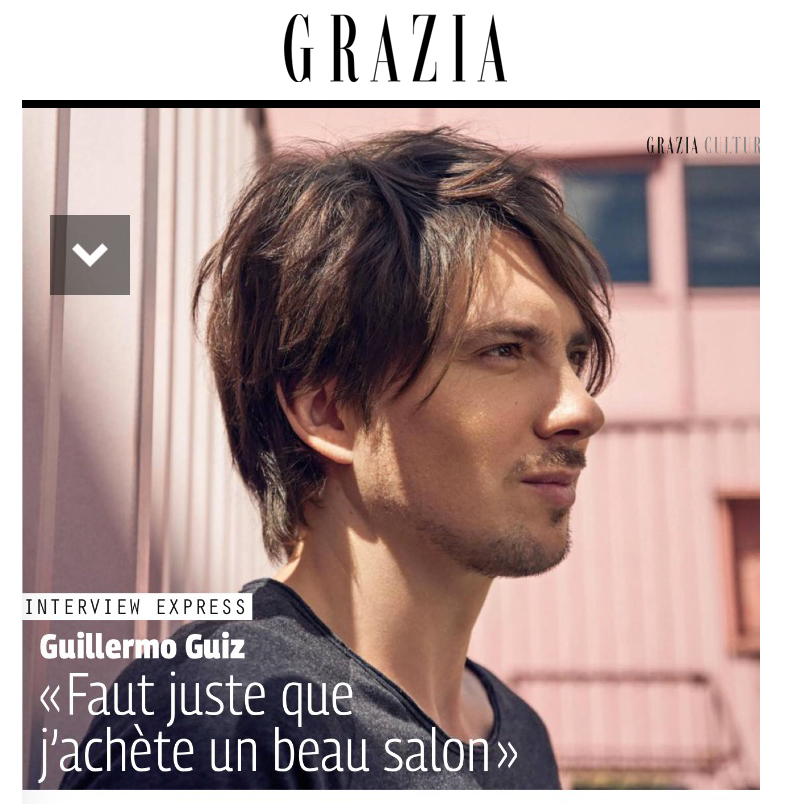 Photo d'article de Guillermo Guiz Grazia